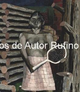 Derechos-de-Autor-Rufino-Tamayo-Oleo-1932-Tenista