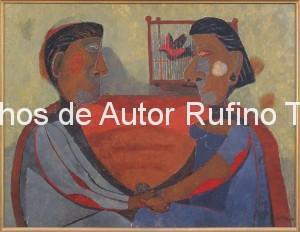 Derechos-de-Autor-Rufino-Tamayo-Oleo-1943-Amantes