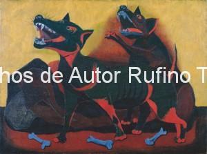 Derechos-de-Autor-Rufino-Tamayo-Oleo-1941-Animales