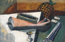 Arreglo de objetos, 1928