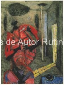 Derechos-de-Autor-Rufino-Tamayo-Oleo-1948-Atormentado