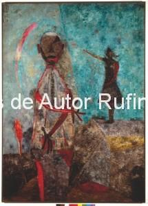Derechos-de-Autor-Rufino-Tamayo-Oleo-1946- 1967-Autoretrato
