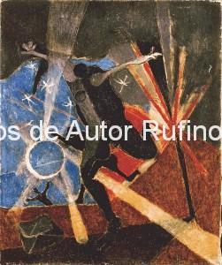 Derechos-de-Autor-Rufino-Tamayo-Oleo-1946-Cataclismo
