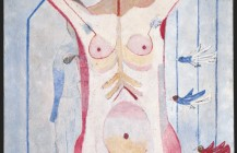 Desnudo blanco, 1943