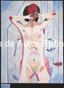 Derechos-de-Autor-Rufino-Tamayo-Oleo-1943-Desnudo blanco