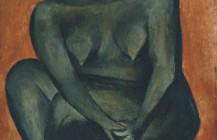 Desnudo en gris, 1931