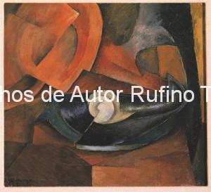 Derechos-de-Autor-Rufino-Tamayo-Oleo-1925-El fonógrafo