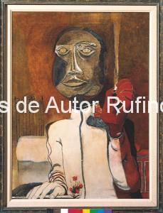 Derechos-de-Autor-Rufino-Tamayo-Oleo-1939-El médico