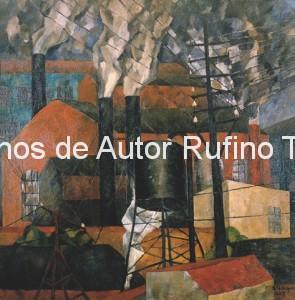 Derechos-de-Autor-Rufino-Tamayo-Oleo-1925-Fabrica