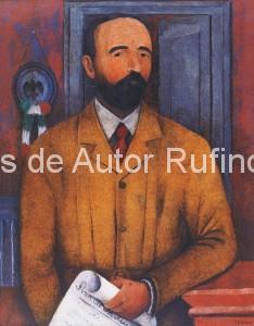 Derechos-de-Autor-Rufino-Tamayo-Oleo-1948-Francisco I Madero