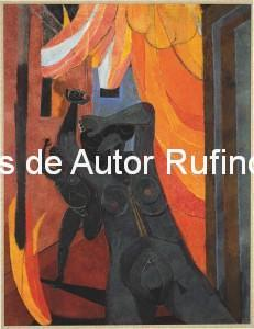 Derechos-de-Autor-Rufino-Tamayo-Oleo-1946-Fuego