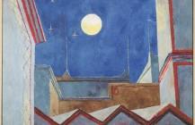 La luna llena, 1945