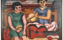 Las niñas, 1929
