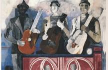 Los músicos, 1934