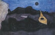 Músicas dormidas, 1950