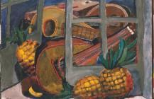 Mandolinas y piñas, 1930