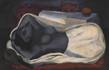 Mujer dormida, 1931