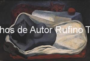 Derechos-de-Autor-Rufino-Tamayo-Oleo-1931-Mujer dormida