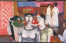 Mujeres en Tehuantepec, 1939