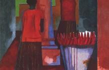 Mujeres de Tehuantepec, 1938