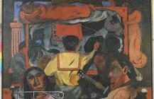 Musas de la pintura, 1932