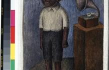 Niño y fonógrafo, 1926