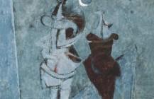 Noche de misterio, 1957