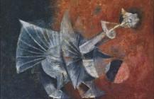 Pájaro espectral, 1956