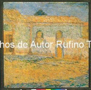 Derechos-de-Autor-Rufino-Tamayo-Oleo-1921-Pátzuaro