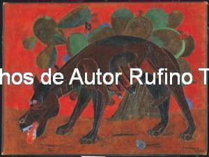 Derechos-de-Autor-Rufino-Tamayo-Oleo-1943-Perra rabiosa