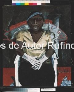 Derechos-de-Autor-Rufino-Tamayo-Oleo-1932-Retrato de María Izquierdo