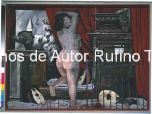 Derechos-de-Autor-Rufino-Tamayo-Oleo-1934-Venus fotogénica