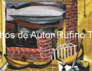 Derechos-de-Autor-Rufino-Tamayo-Oleo-1929-Zepellín