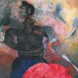 Rufino Tamayo/ Murales/ Homenaje a la raza India, (1952)