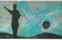 Hombre frente al infinito, 1971