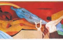La naturaleza y el artista, 1943
