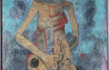 Desnudo de hombre, 1982