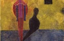 Hombre y su sombra, 1971