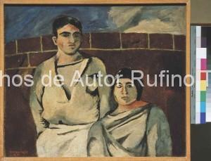 Pareja, 1929