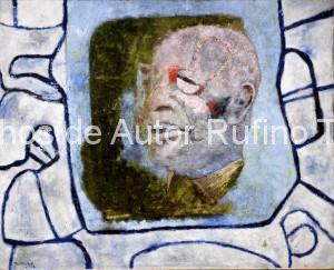 Retrato de Jean Dubuffet, 1972