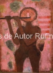Tocador de flauta, 1983