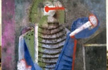 Torso de hombre, 1970