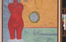 Torso rojo, 1981