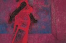 Mujer caminando, 1978