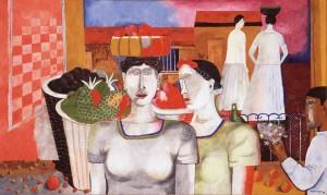Mujeres de Tehuantepec, 1939 HD