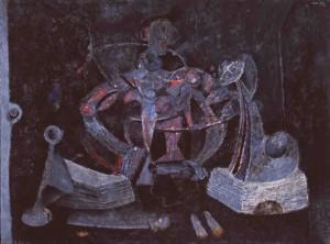 Olga, retrato dinámico, 1958 HD
