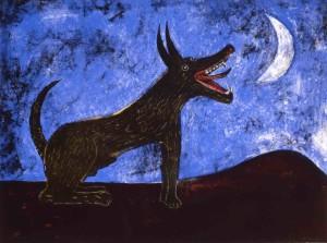Perro de Luna, 1973
