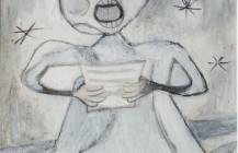 Niña cantando, 1947
