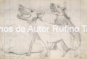 Animales (Boceto), 1941 E