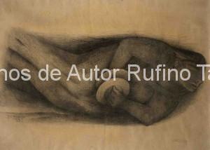 Boceto para el mura El canto y la música1933 EDIT